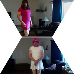 sissy slut cindy, nite or day, she's always hungry for her master, cock