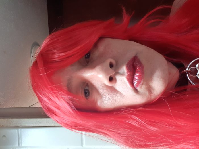 Going red this week