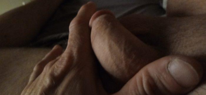My Chub needs rubbed