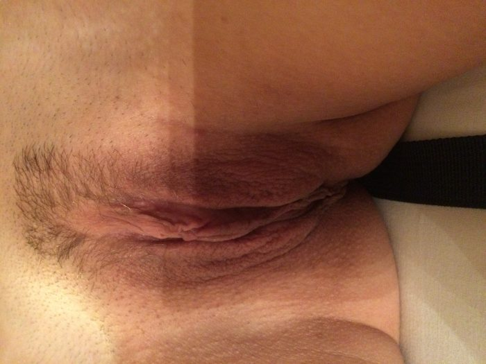 Cock and it's pussy