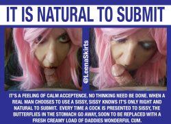 Submissive cocksucker