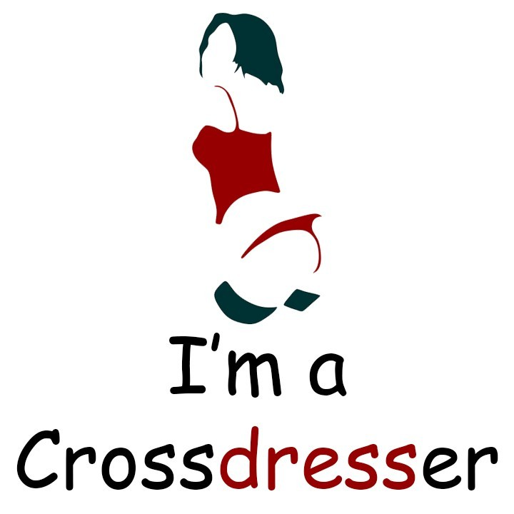 Sissy Crossdresser: Let everyone know you are