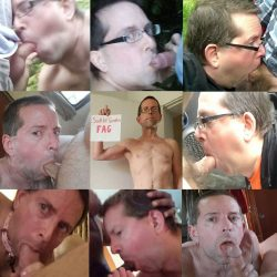 Scott Gordon sucking cock