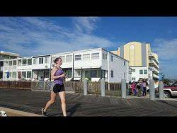 Real Women vs Denver Shoemaker on the Ocean City Boardwalk