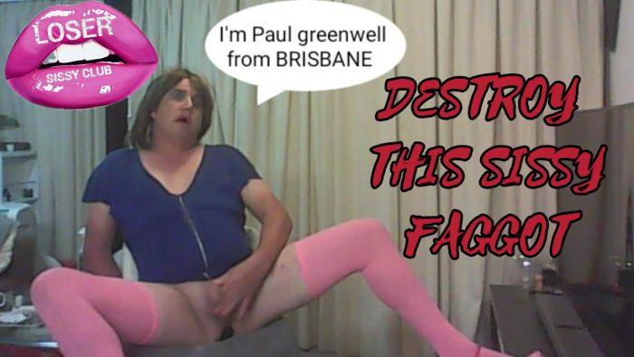Paul greenwell exposed sissy