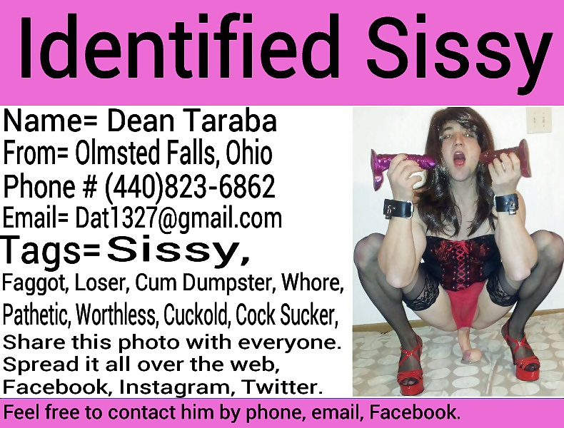 More and more sissy faggots!