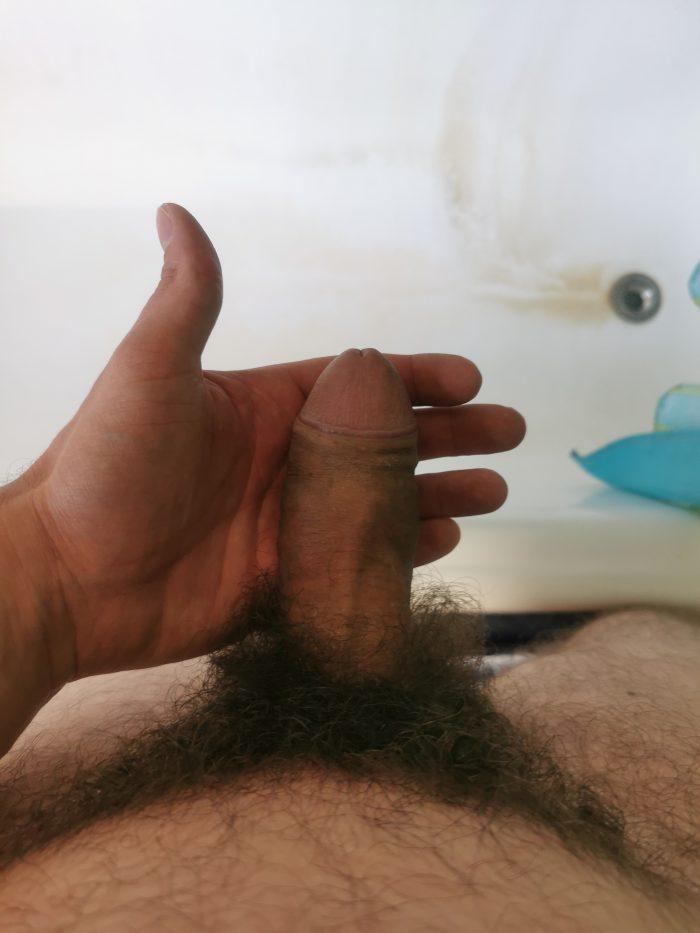 My little dick.