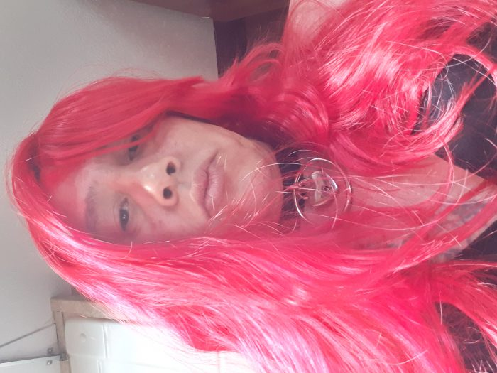 Loving my red head