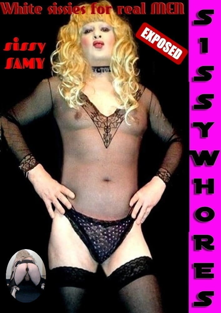 sissy slut samy is ready to be owned, bred, and kept as a sissy whore