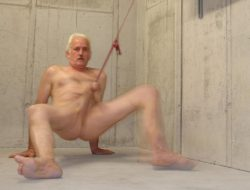 Fagot testicles by Slave_Ernst can be pulled