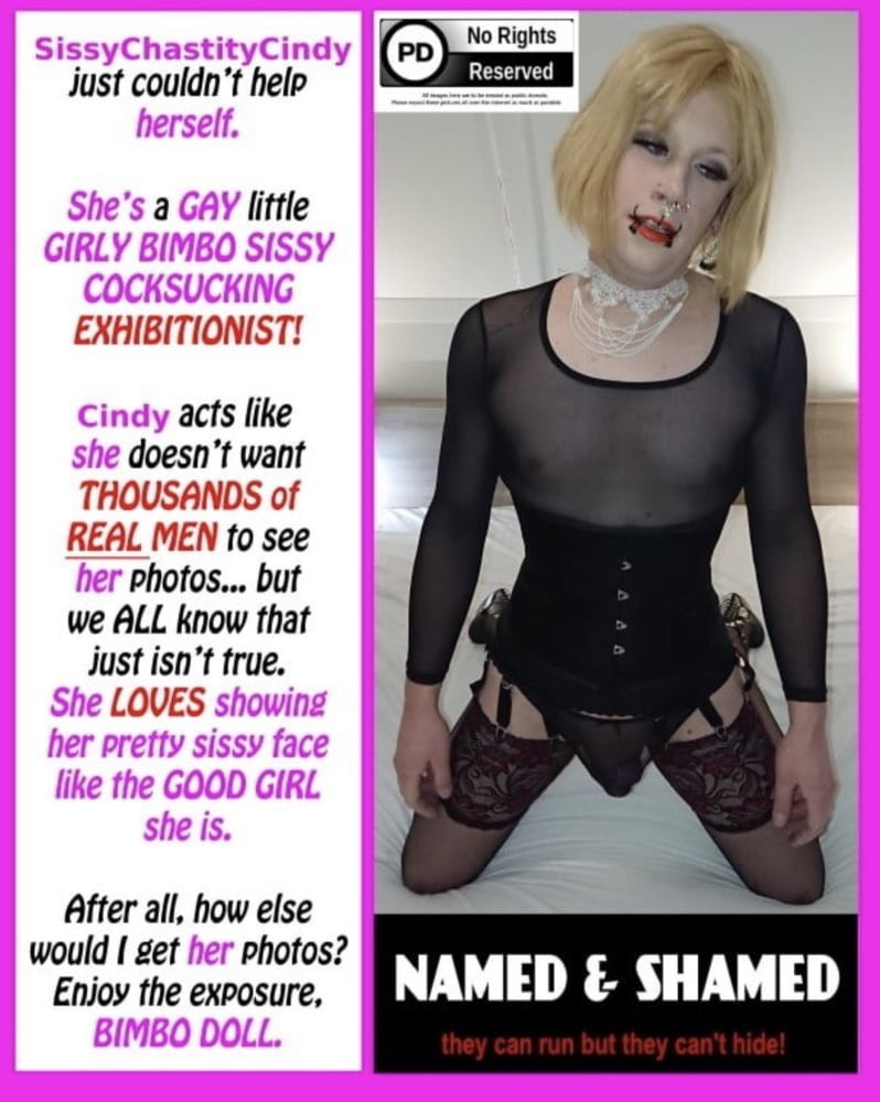Another sissy parade!