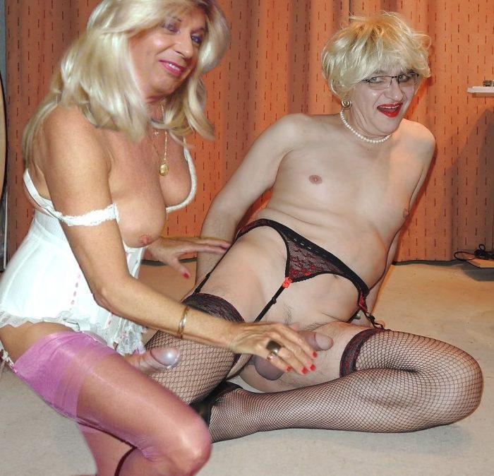 Nice Game with Lovin TV Mistress