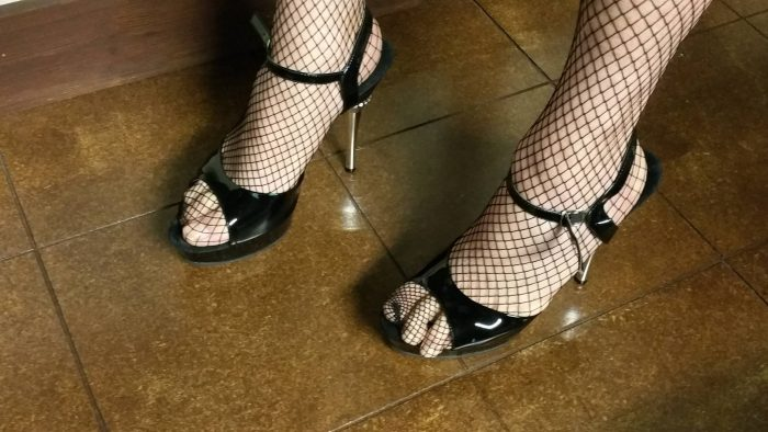 my high heels
