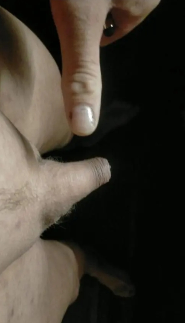 Pride This me when fresh and not hot or shrunk i orgasim from this if fingered for 30/60 seconds ...