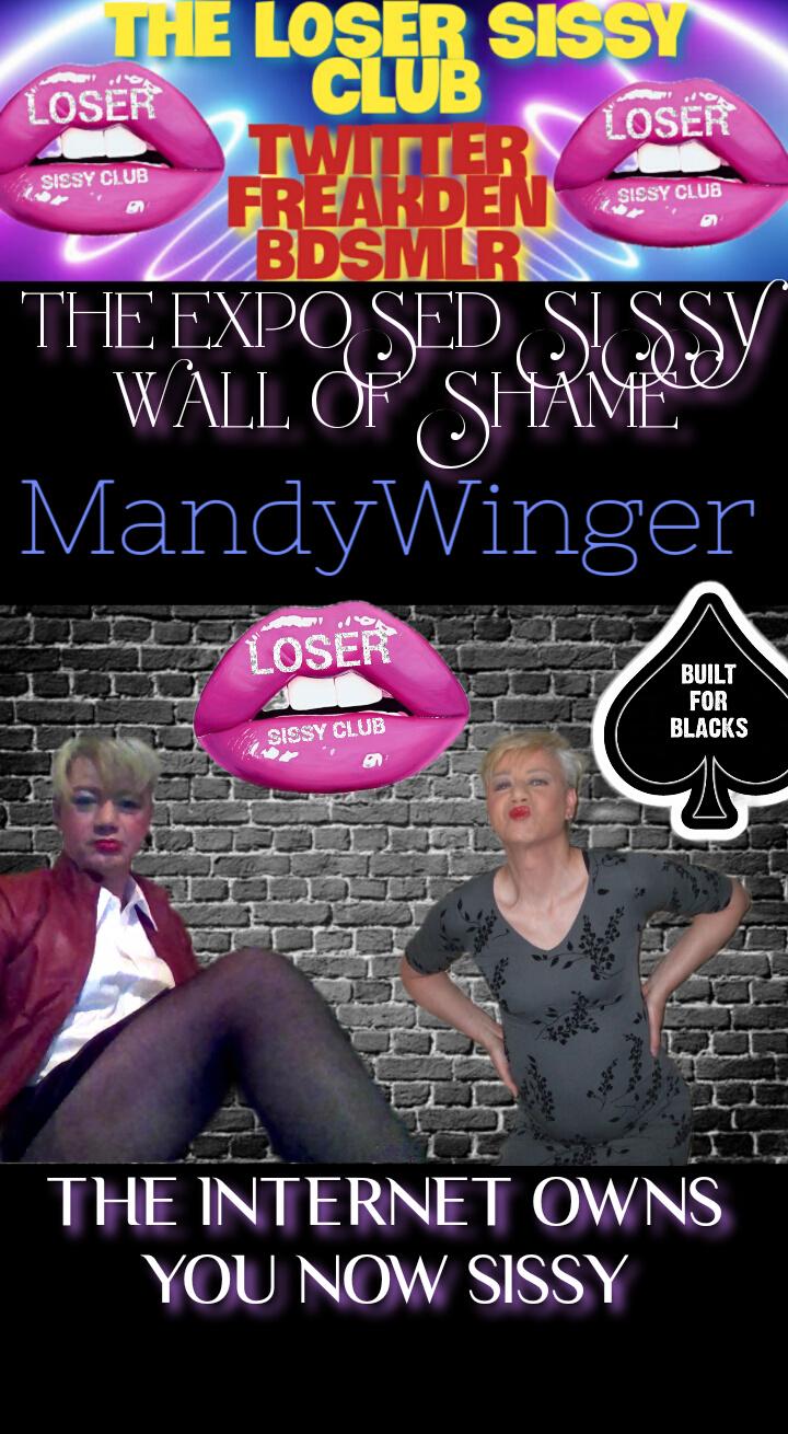 the loser sissy club mandy winger
