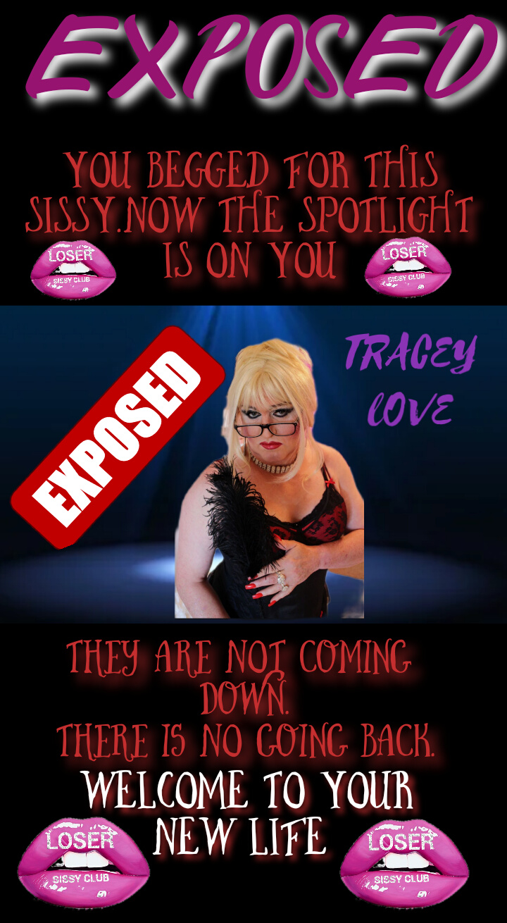the loser sissy club Traceylove