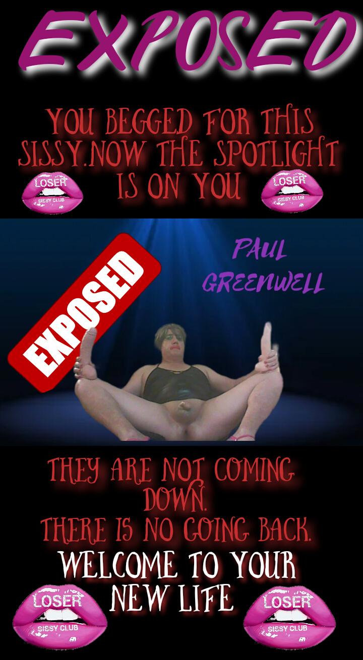 the loser sissy club Paul greenwell