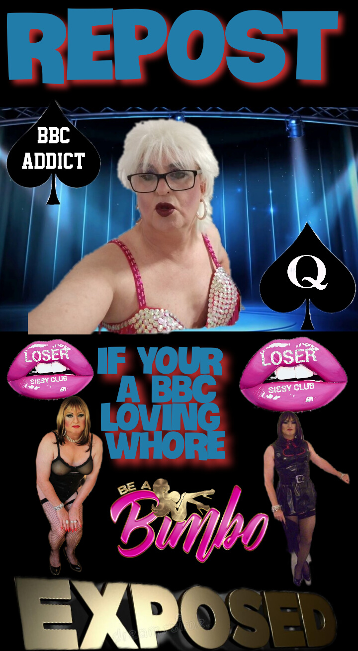 Exposed Tracey love loser sissy club