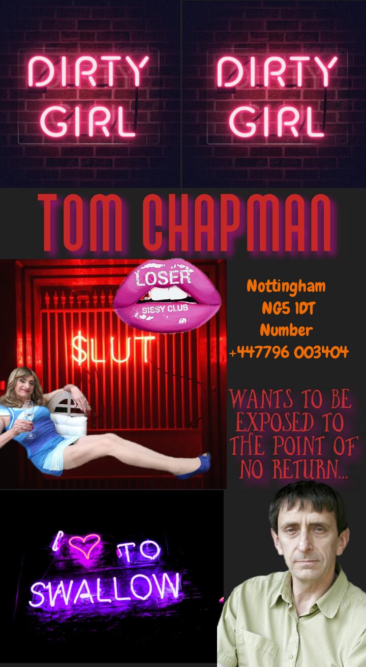 Loser sissy club Tom chapman