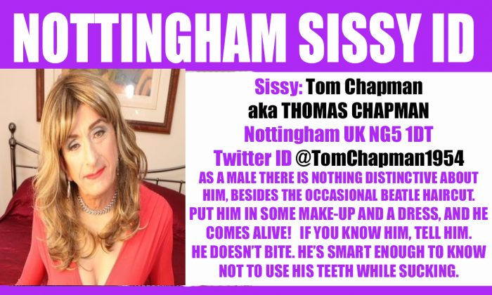 Expose Thomas Chapman properly!