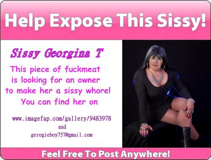 Expose Sissy Georgina