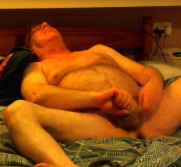 my second wank on cam for Sharon