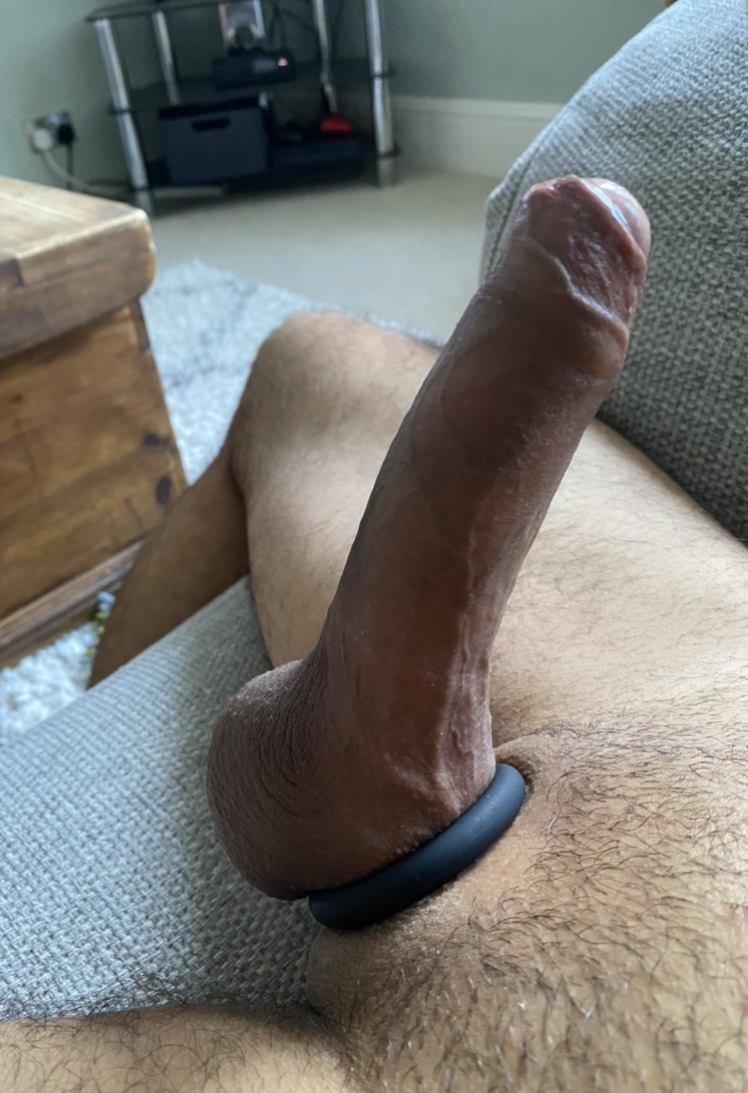 Hard, veiny cock