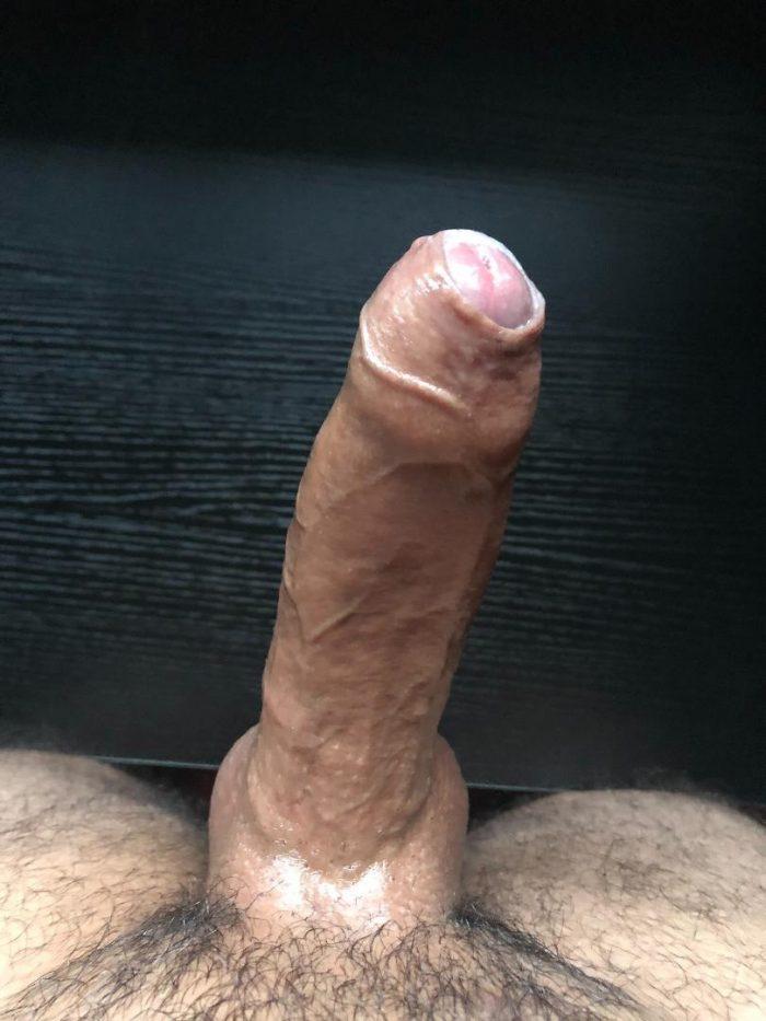 Hard cock