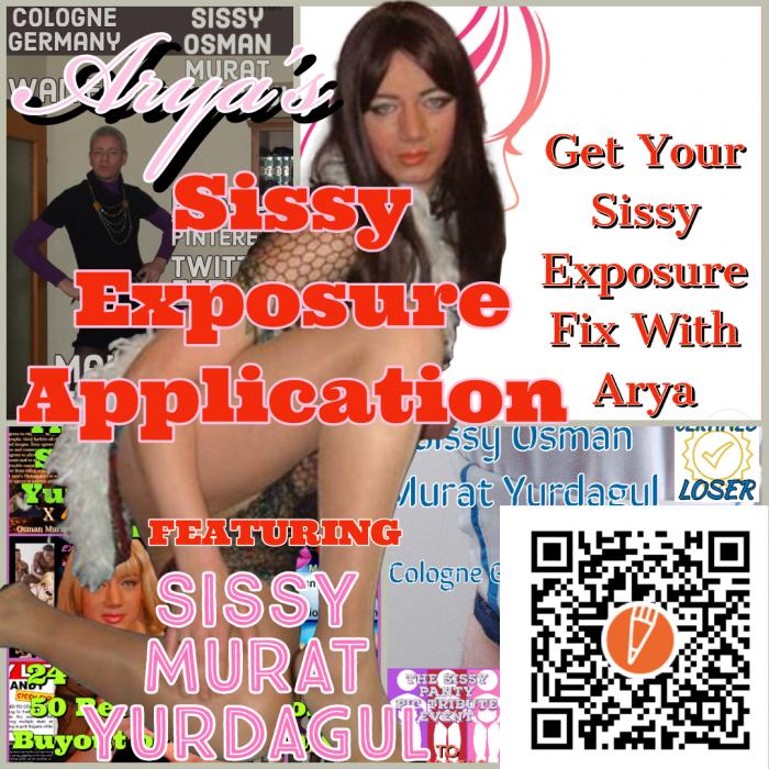 Arya's Sissy exposure application version 3