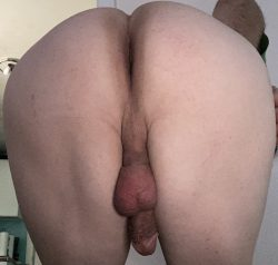Ass and cock
