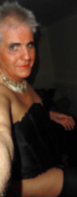 pete in lingerie.