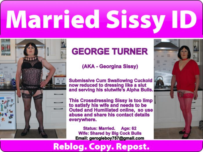 Married Sissy Georgina