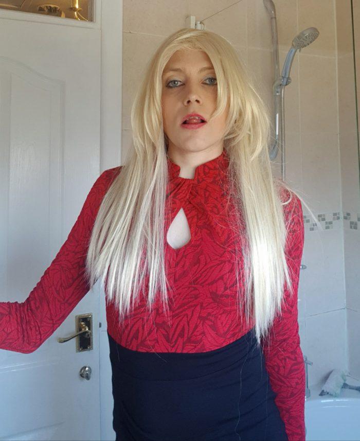 Sissy Fag Sarah exposed on imagefap