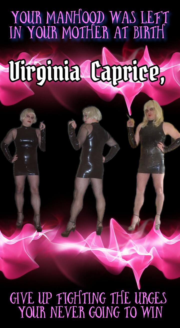 The loser sissy club Virginia Caprice,