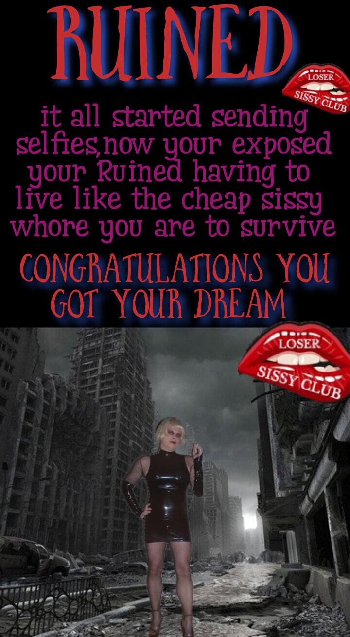 The loser sissy club Virginia Caprice