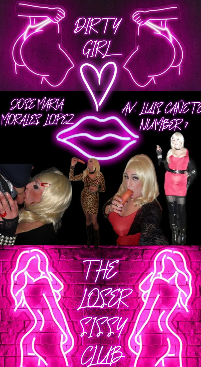 The loser sissy club sissy Vanessa