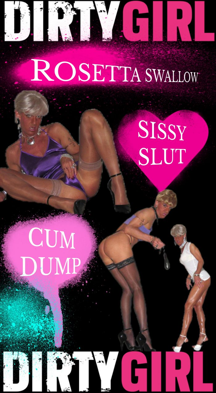 The loser sissy club Rosetta swallow