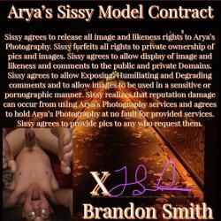 Sissy Brandon Smith's PEA
