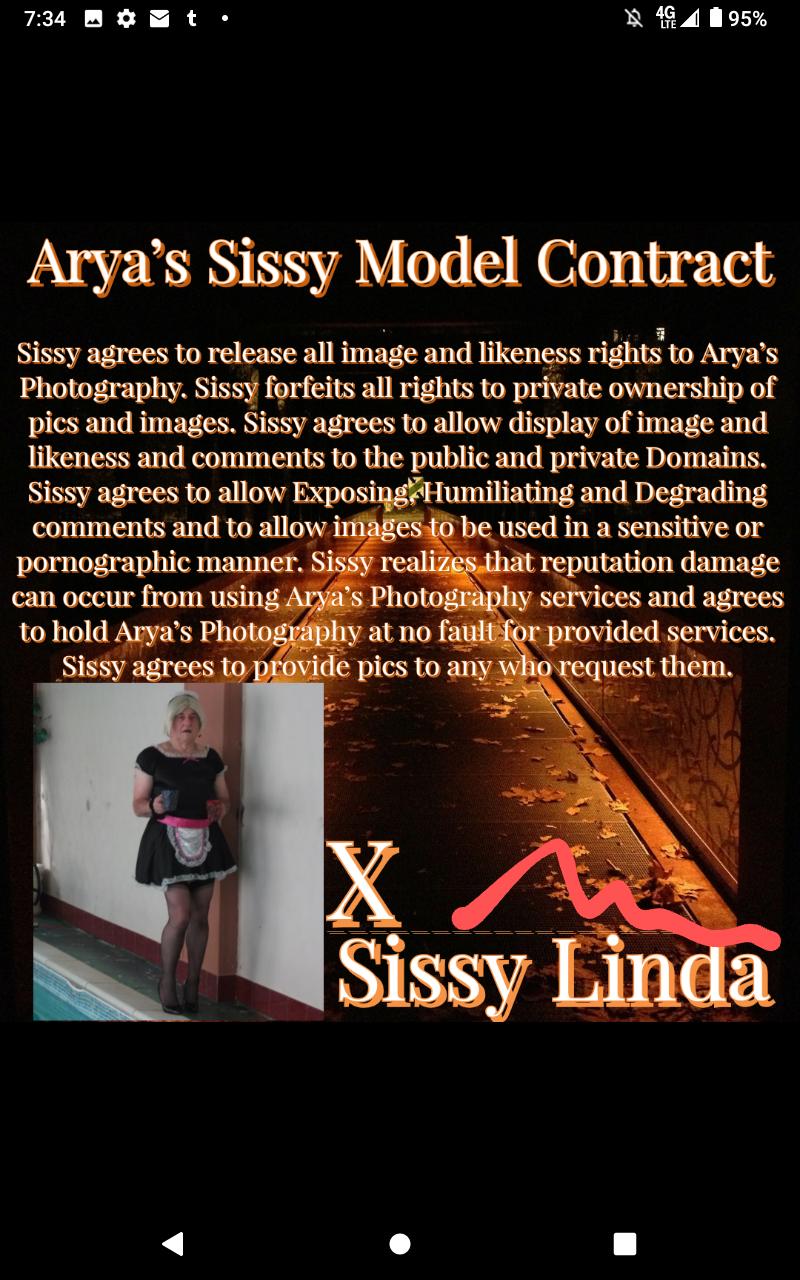 Sissy Linda's PEA