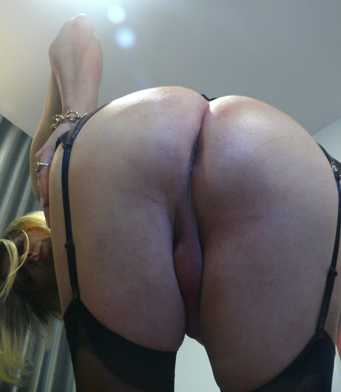 ready for hard cock