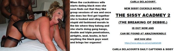 The cuckoldress wife!