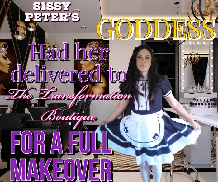 Sissy Arrabella's Punishment and Humiliation pt2