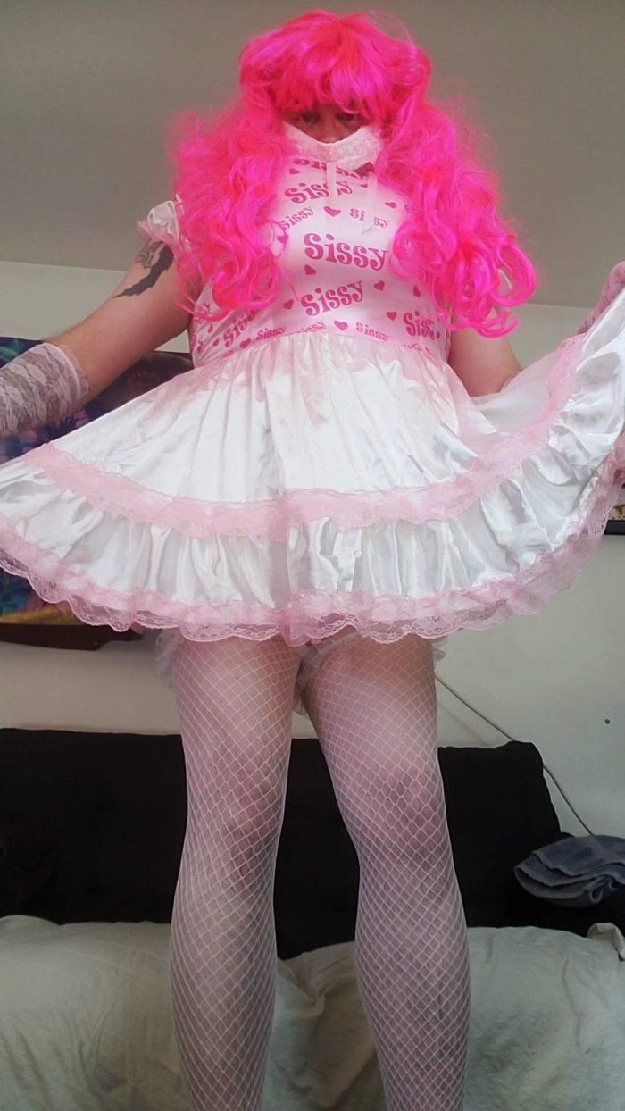 It's Sissy time!