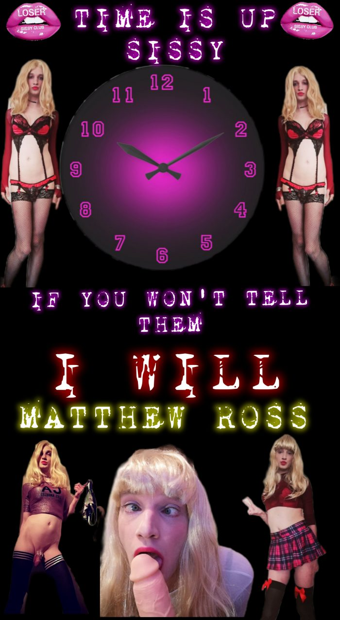 thelosersissyclub Matthew Ross