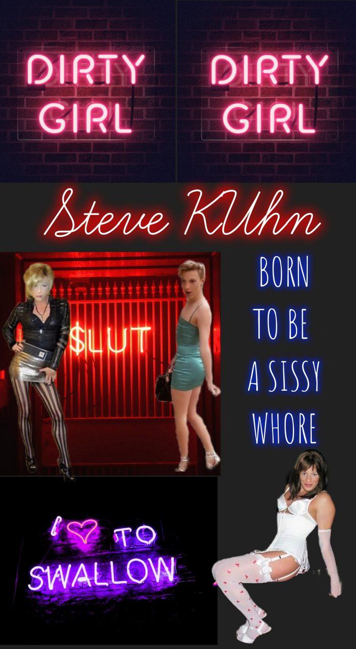 thelosersissyclub sissy slut Steve kuhn