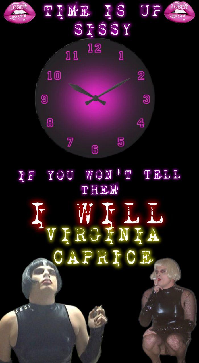 thelosersissyclub Virginia caprice