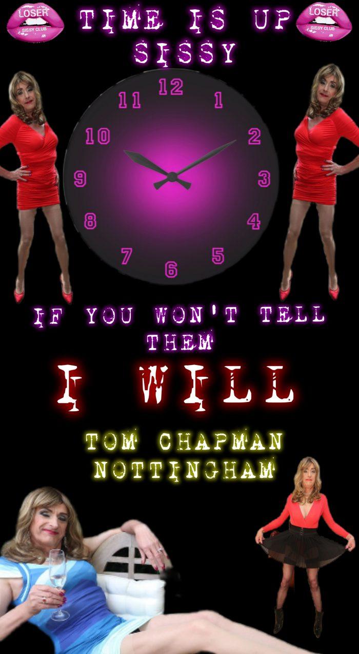 thelosersissyclub Tom Chapman