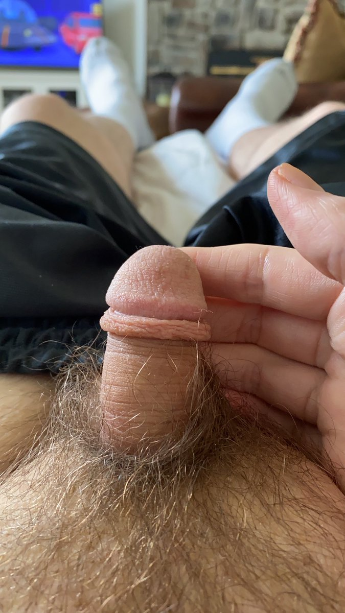 One inch sissy clitty