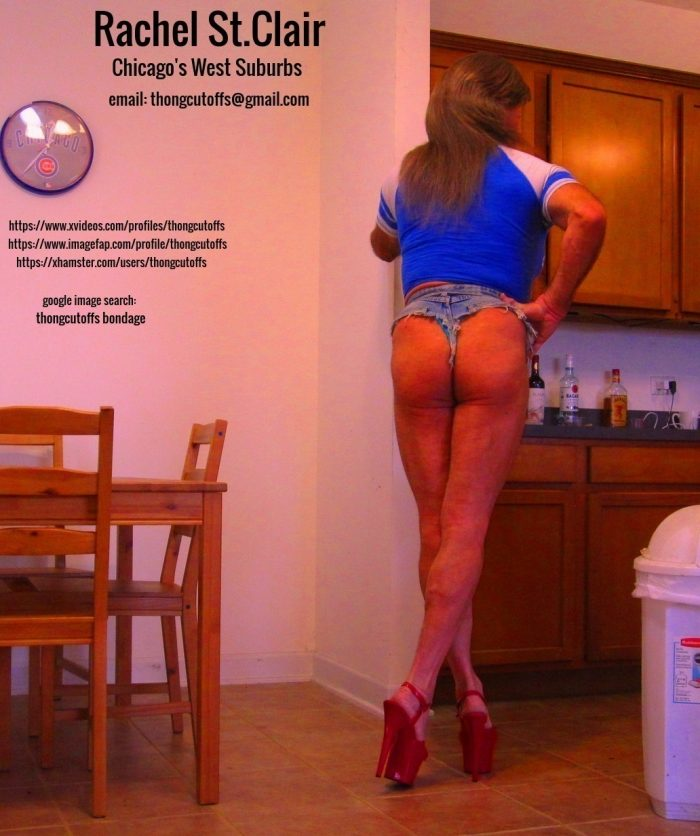 When Daisy Dukes Go Bad… They Become a Thong