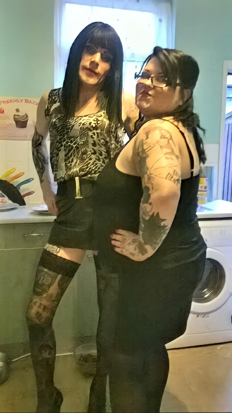 Goddess Dominique & mistress sapphire bbw